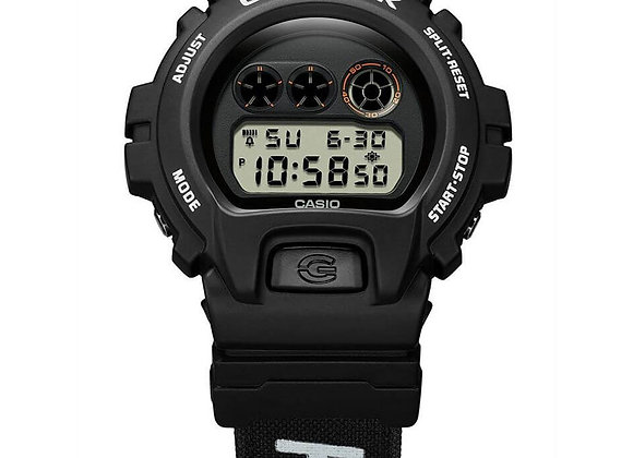 G-Shock DW 6900 Places and Faces Watch | black