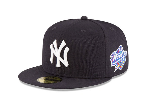 New Era NY YANKEES 1998 World Series 5950 Fitted Hat | navy