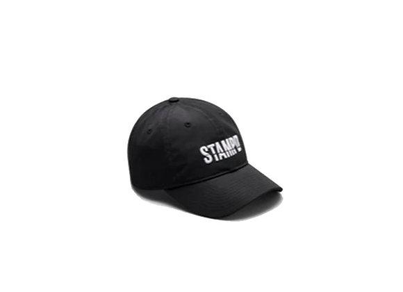 Stampd SPLIT LOGO Cap   black
