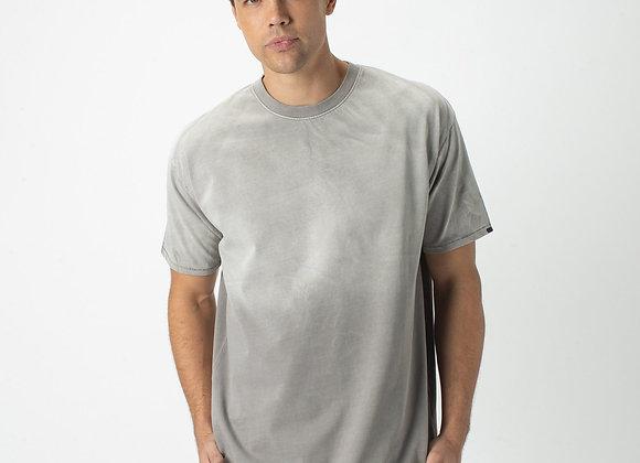Zanerobe FIELD WORK Box T-Shirt | gd ash