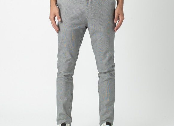 Zanerobe CHECK SNAPSHOT Chino Pant | grey check