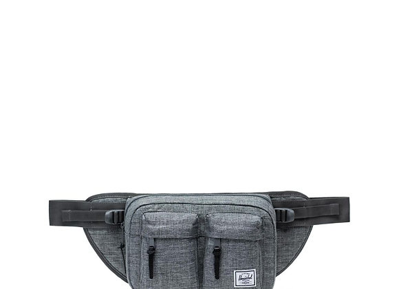 Herschel EIGHTEEN Hip/Shoulder Pack | raven crosshatch