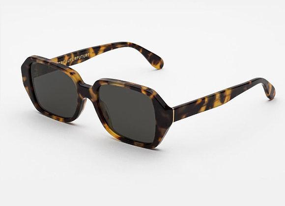 RetroSuperFuture LIMONE Cheetah Sunglasses