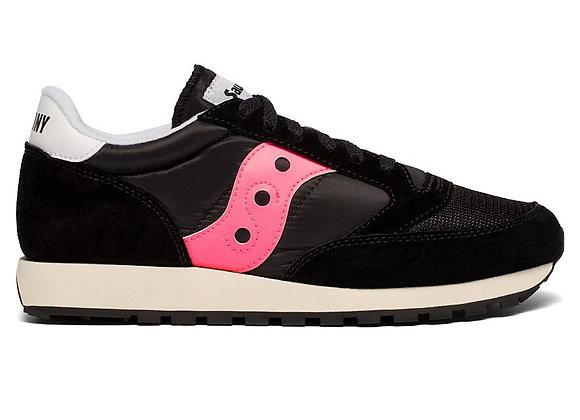 Saucony JAZZ ORIGINAL VINTAGE   black/pink