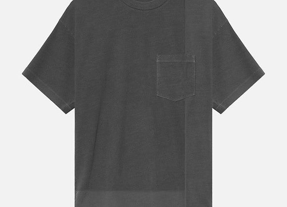 John Elliott RECONSTRUCTED Lucky Pocket T-Shirt   black