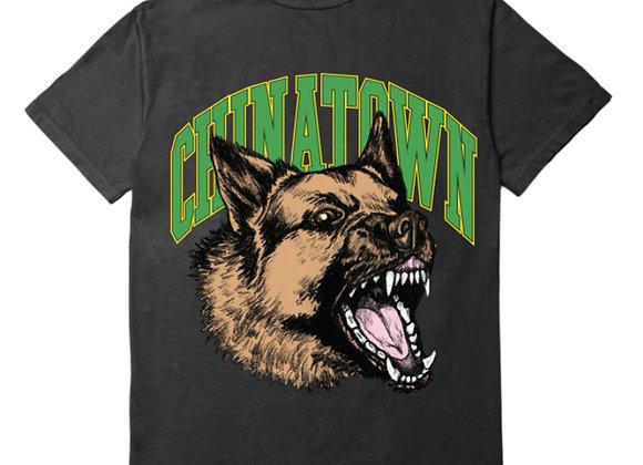 Chinatown Market BEWARE T-Shirt | black