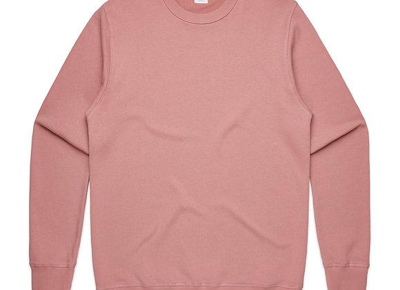 Evolve CORE Premium Crew Sweatshirt | muted rosé