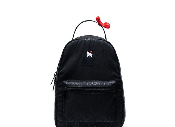 Herschel X HELLO KITTY NOVA Small Backpack | black