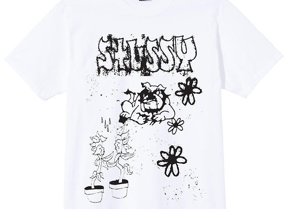 Stussy BAD DREAM T-Shirt   white