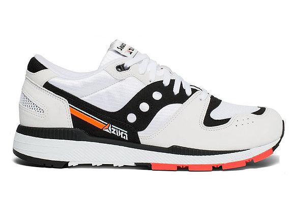 Saucony AZURA Sneaker   white/red/black