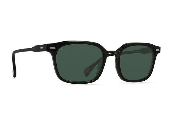 Raen BASTIEN Polarized Sunglasses   crystal black/polished onyx
