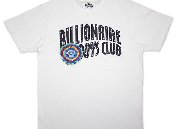 Billionaire Boys Club TIE DYE ARCH SS T-Shirt | white