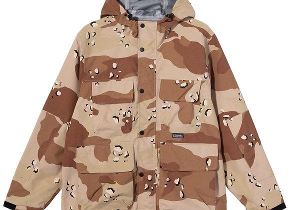 Stussy Camo Taped Seam Field Jacket | camo