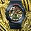 Thumbnail: G-Shock GA100TMN-1A Watch | black/gold