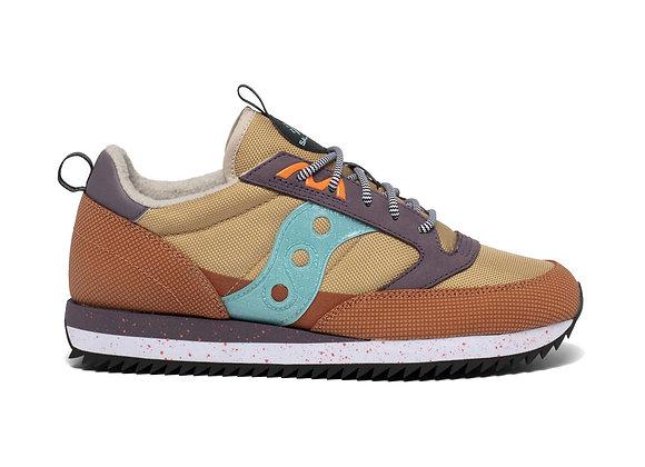 Saucony JAZZ ORIGINAL PEAK Sneakers | curry/ginger/angel blue