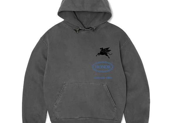 Honor the Gift HELLHOUND TOWING Hoodie | black