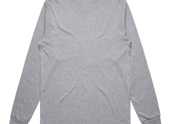 Evolve CORE Premium Long Sleeve T-Shirt | ash