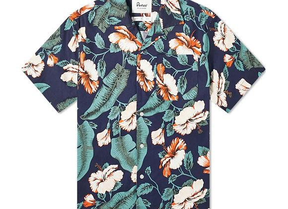 Penfield HUNTER VACATION Shirt | navy