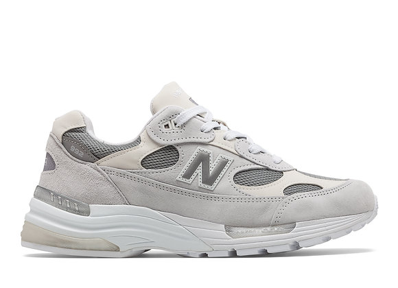 New Balance M992NC Sneakers | white/grey