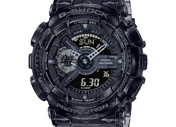 G-Shock GA110SKE-8A Watch | transparent pack