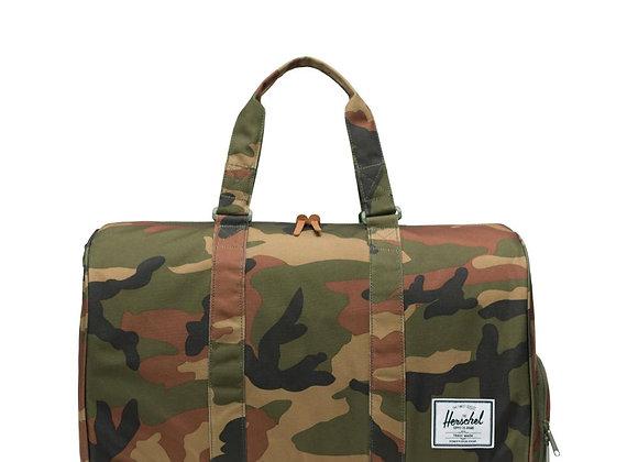 Herschel NOVEL Duffle bag | woodland camo/multi zip