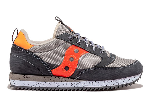 Saucony JAZZ ORIGINAL Sneakers | grey/dove/orange
