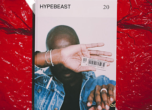 Hypebeast Magazine ISSUE 20 | the X issue