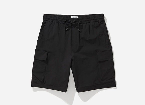 Saturdays NYC PETE Cargo Short | black