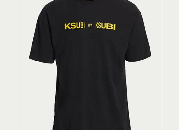 Ksubi KSUBI BY KSUBI T-Shirt | tru black
