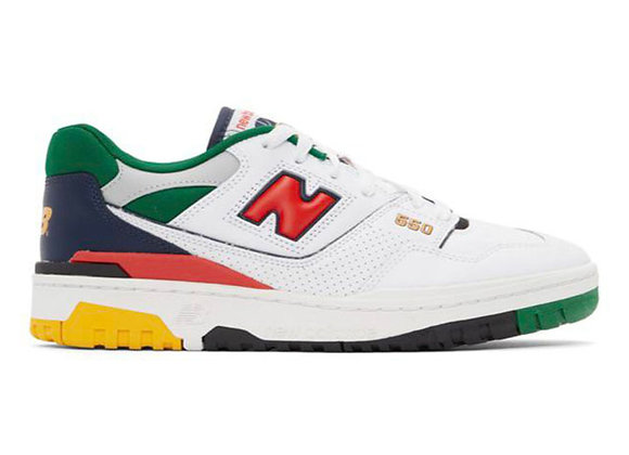 New Balance BB550CL1 Sneakers | white/multi color