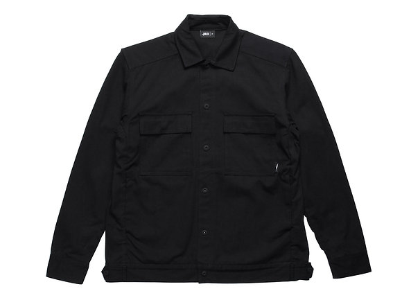Publish Brand PREMIUM WORK Jacket | black
