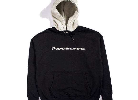 Pleasures HARD DRIVE Hoodie | black