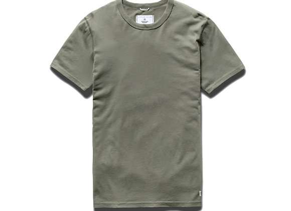 Reigning Champ PIMA JERSEY T-Shirt | sage