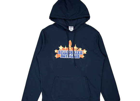 Billionaire Boys Club STARBURST Hoodie | navy