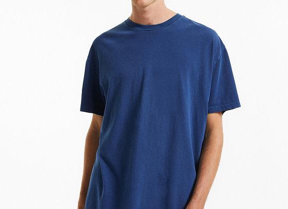 Ksubi CROSS LOGO Biggie T-Shirt | blue