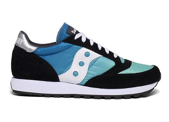 Saucony Originals JAZZ ORIGINAL FADE Sneakers  | black/blue/green