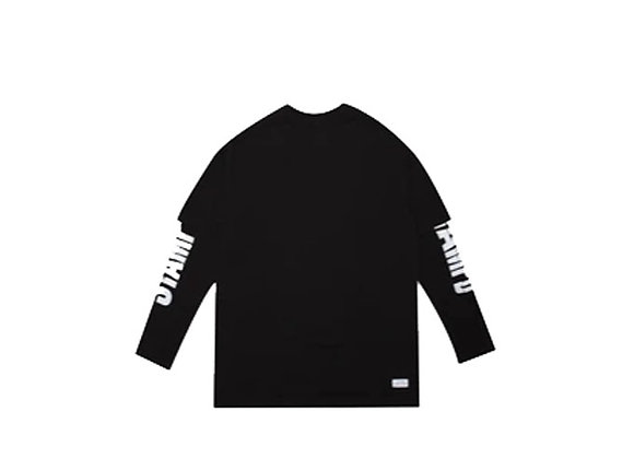 Stampd BINAL L/S T-Shirt | black