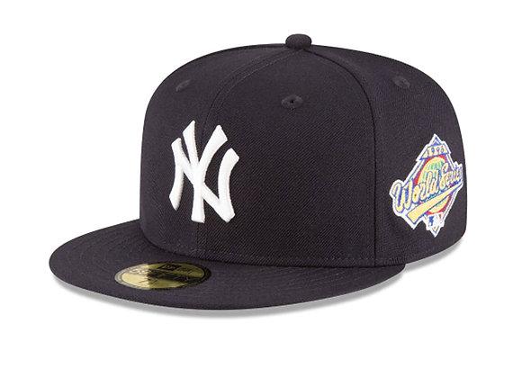 New Era NY YANKEES 1996 World Series  5950 Hat | navy