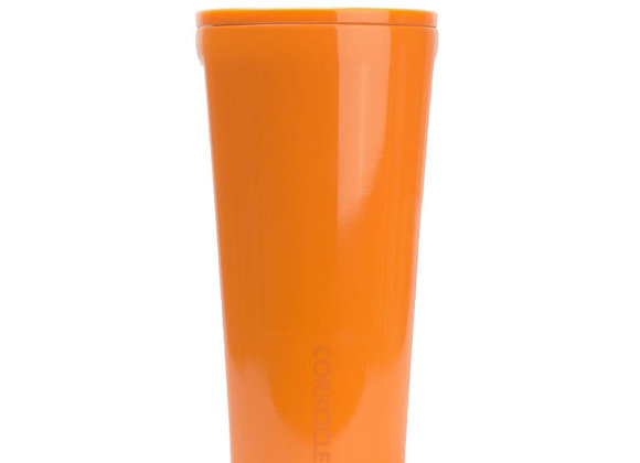 Corkcicle DIPPED Series 16oz Tumbler | clementine