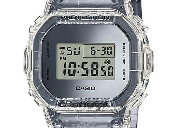 G-Shock DW5600SK-1 SKELETON SERIES Watch | clear