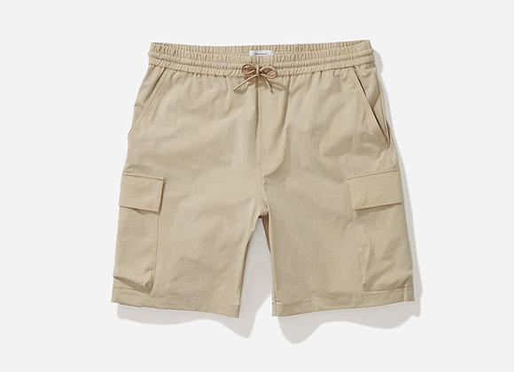 Saturdays NYC PETE Cargo Short | classic khaki