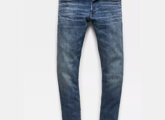 G-Star 3301 Slim Denim | medium aged
