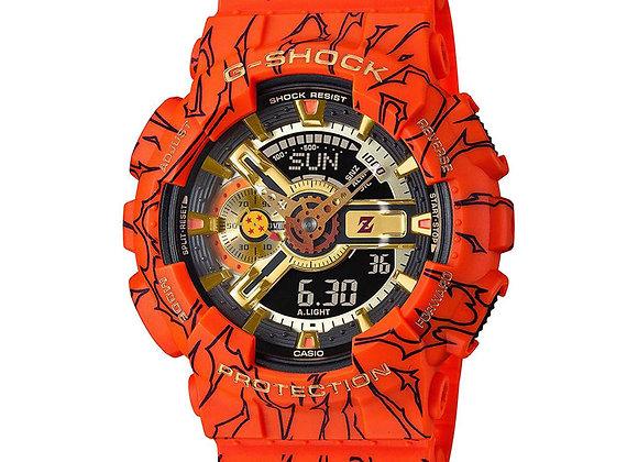 G-Shock GA110JDB DRAGONBALL Z Watch | red