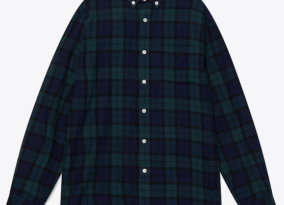 Penfield Young CHECK Shirt | green