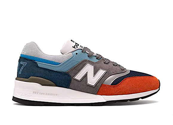 New Balance M997NAG Sneakers | multicolor