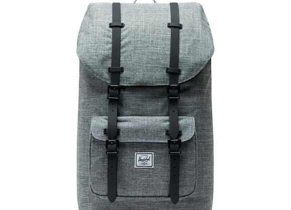 Herschel LITTLE AMERICA Backpack | raven crosshatch