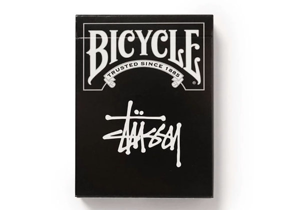 Stussy Bicycle Playing Cards