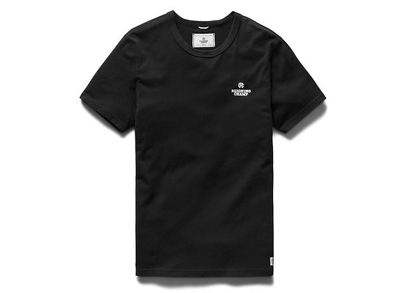 Reigning Champ LOGO T Shirt | black