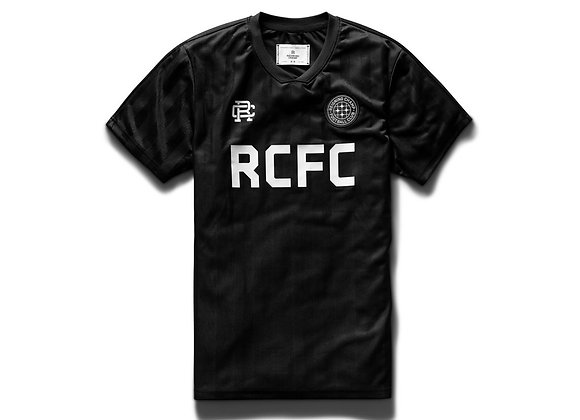 Reigning Champ RCFC Striped Jersey | black