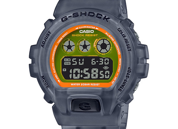 G-Shock DW6900LS-1 Watch | black